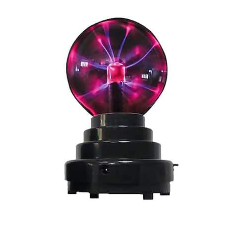 "6"" Battery Powered Plasma Ball - multi"