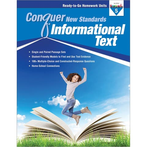 Conquer New Standards Informational Text Gr 5