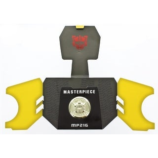 Transformers Masterpiece MP-21G Bumble Collector's Coin - multi