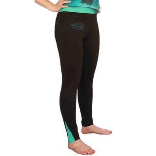 Her Universe Star Wars Turquiose Logo Women's Leggings