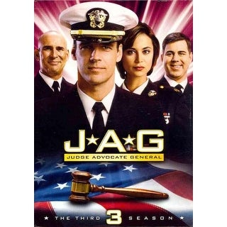 JAG - The Complete Third Season - DVD