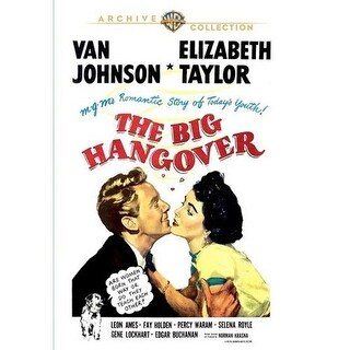 Big Hangover The DVD Movie 1950