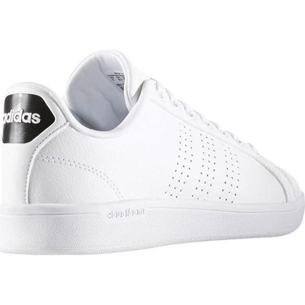 adidas cloudfoam advantage women's white