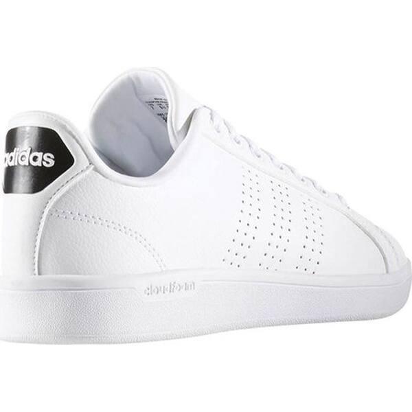 36a70207299 Shop adidas Women's NEO Cloudfoam Advantage Clean Court Shoe FTWR ...