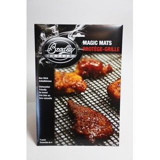 Bradley BTNSMAT4 Non-Stick Magic Mats - Set of 4