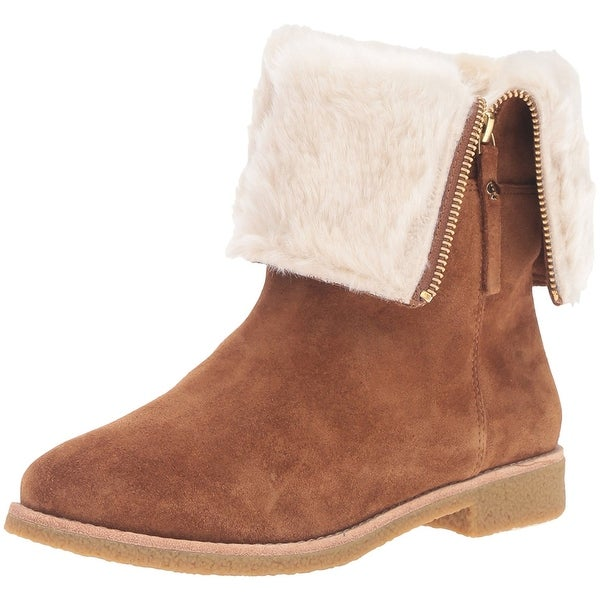 Kate Spade New York Womens BAJA Closed Toe Ankle Cold Weather Boots