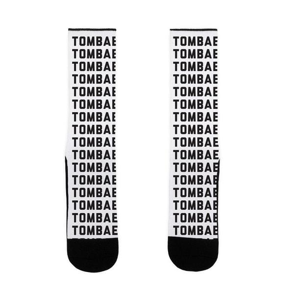 LookHUMAN TomBAE US Size 7-13 Socks