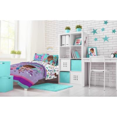 Doc McStuffins Toy Hospital Kids Bed Set