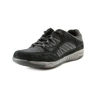 Propet Leila 2A Round Toe Suede Walking Shoe