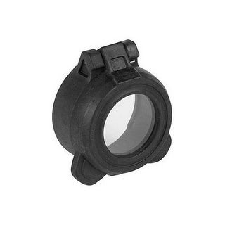 Aimpoint Lenscover Flip-Up Sight - Transparent (Front)