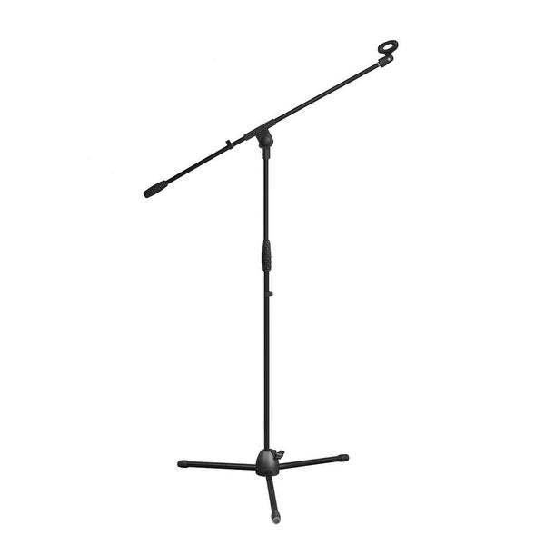 PYLE PRO TRIPOD MIC STAND WITH BOOM