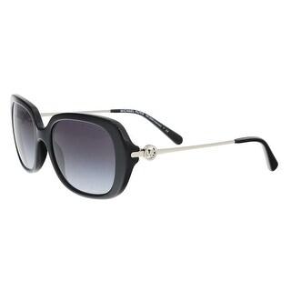 Michael Kors MK2065 30058G Black Rectangle Sunglasses - 54-18-140