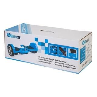 KooWheel K5 Self Balancing Hoverboard Scooter with Bluetooth, UL2272 Certified