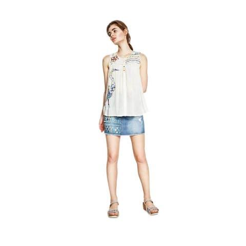 Desigual Cam Circinus Shirt, Multi, Medium
