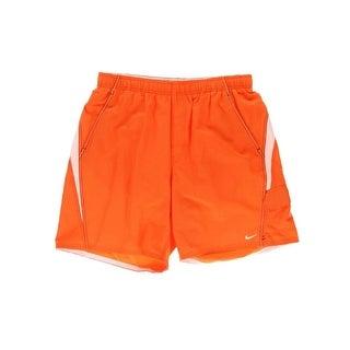 Nike Mens Big & Tall Quick Dry Moisture Wicking Swim Trunks