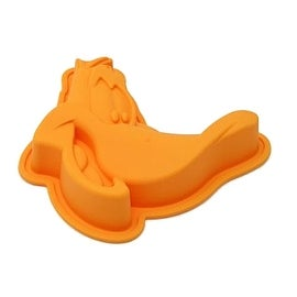 Small Warner Brothers Daffy Duck Silicone Baking Mold