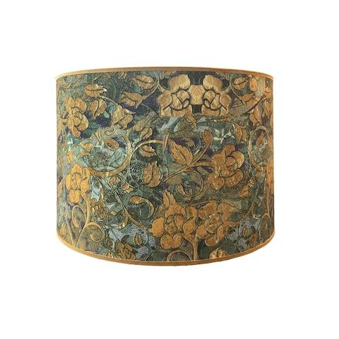 Royal Designs Handmade Poppy Flower Hardback Lamp Shade HBC-8071