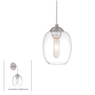 Kovacs P931-084 Convertible 1 Light Pendant / Wall Sconce