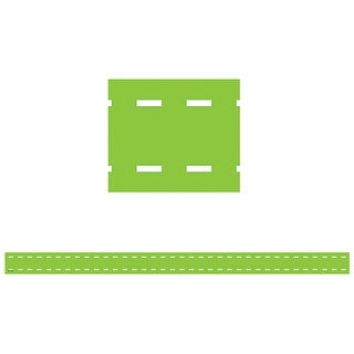 Lime Stitch Magnetic Strips