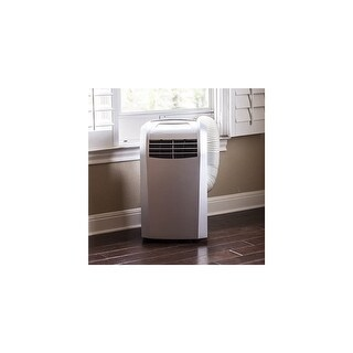 EdgeStar AP12000S 12000 BTU 115V Portable Dual Filtration Air Conditioner with Dehumidifier, Window Mounting Kit and Remote