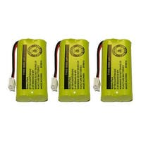 Replacement VTech CS6219-2 / 6043 NiMH Cordless Phone Battery (3 Pack)