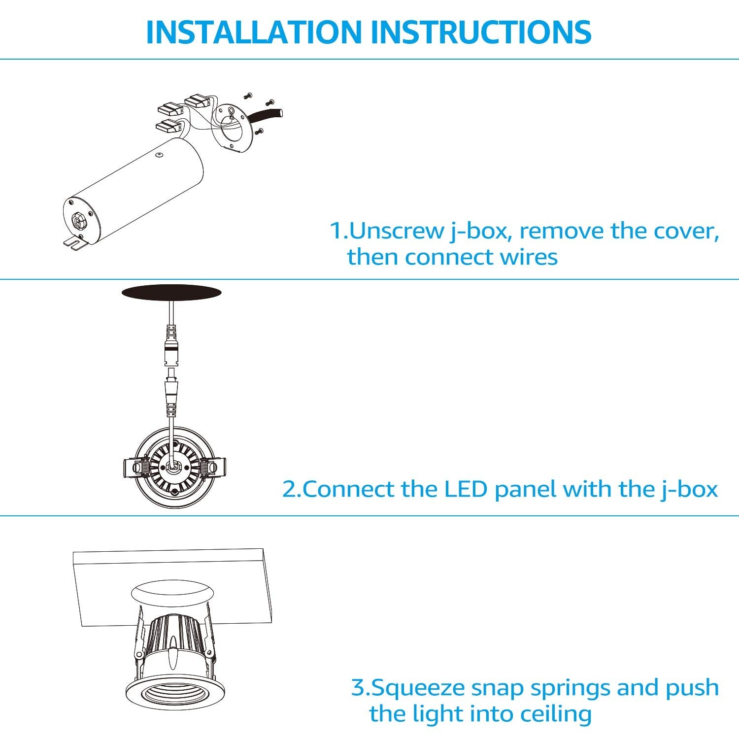 Wiring Diagram For Downlights