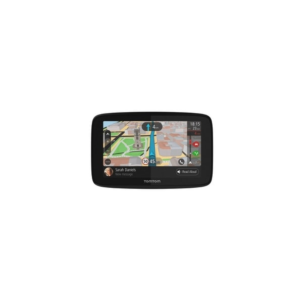 Shop TomTom GO 520 5 inch Lifetime Map & Traffic Updates