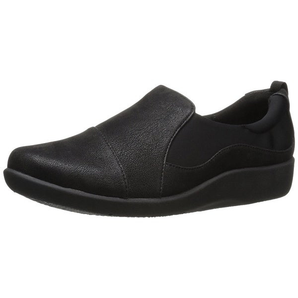 Clarks Womens Sillian Paz Closed Toe Loafers