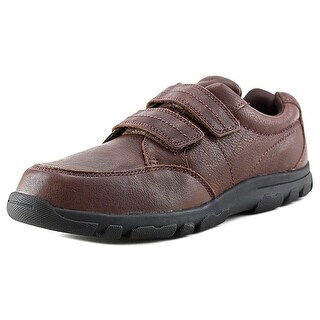 Hush Puppies Jace W Round Toe Leather Loafer