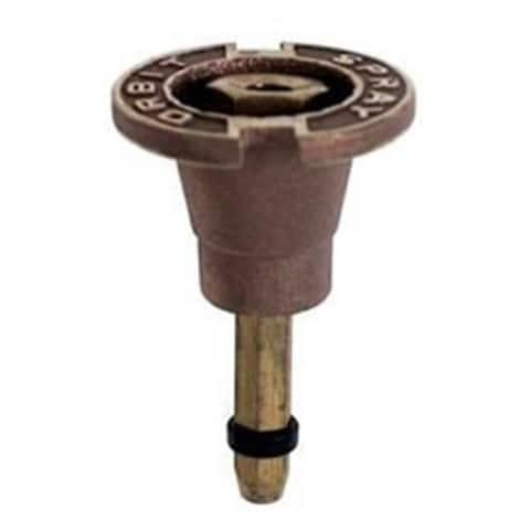 Orbit Half Circle Brass Pop-Up Sprinkler Head 54071