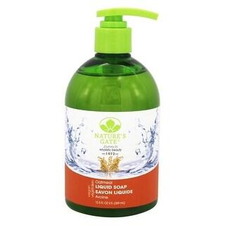 Nature's Gate Liquid Soap Oatmeal 12.5-ounce