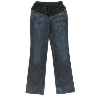 Citizens of Humanity Womens Kelly New Pacific Wash Over The Belly Bootcut Jeans - 30