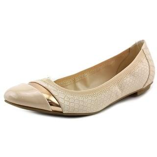 Alfani Jemah Women Round Toe Synthetic Ivory Ballet Flats|https://ak1.ostkcdn.com/images/products/is/images/direct/cc550cb3ec496f6bc3bd69f1af094a9b91541baf/Alfani-Jemah-Round-Toe-Synthetic-Ballet-Flats.jpg?impolicy=medium