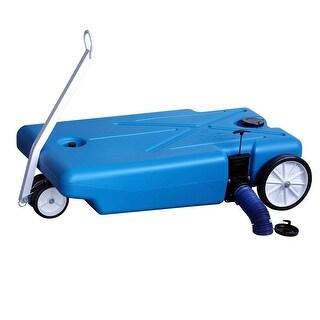 Barker 32 Gallon 4-Wheeler Tote Along - 27844