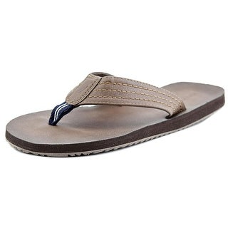 Nautica Conner Open Toe Synthetic Flip Flop Sandal