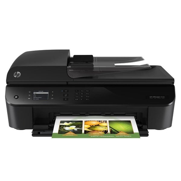 HP Officejet 4630 All-in-One Printer B4L03A NO INK in Brown Box