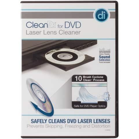 Digital Innovations 4190200 Cleandr(R) For Dvd Laser Lens Cleaner