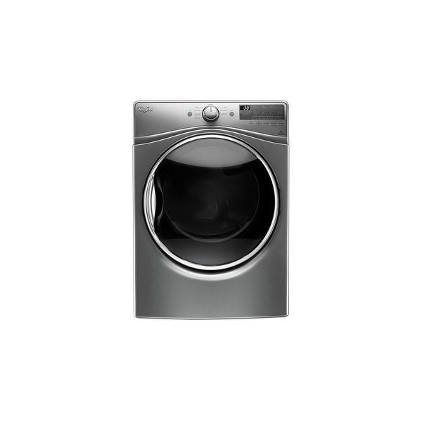 Whirlpool Wgd90hef 27 Inch Wide 7 4 Cu Ft Gas Dryer With Steam Refresh Cycle