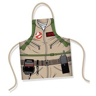 Ghostbusters Peter Venkman's Uniform Apron - Multi