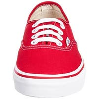 Vans - U Authentic Shoes In Red, Size: 11.5 D(M) US Mens , Color: Red