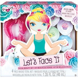 Unicorn Magic Facial Set-