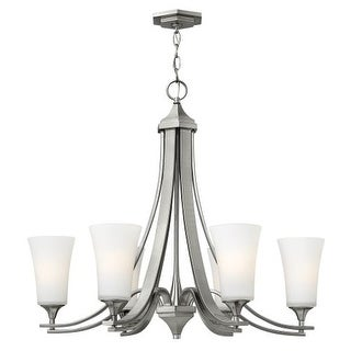 Hinkley Lighting H4636 Brantley 6 Light 1 Tier Chandelier