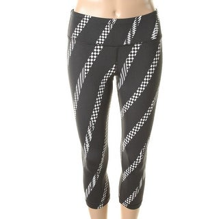 Vimmia Womens Printed Capri Yoga Pants