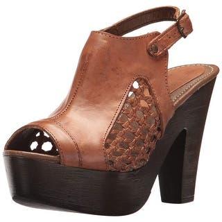 56f1c64cc8b9 Musse   Cloud Womens Calypso Peep Toe Casual Slingback Sandals
