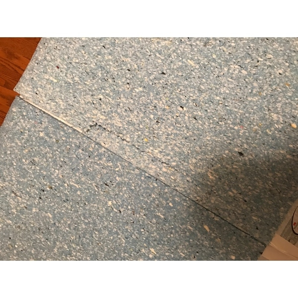 Spillstop Advanced Technology Waterproof Cushioned Rug Pad Blue On Free Shipping Today 13881360