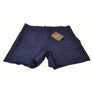 Tommy Bahama Women's Linen Viscose Stretch Ocean Blue Size 6 Shorts