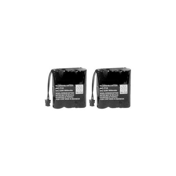 New Replacement Battery BT-800 / BAT-BPT18 / CPH-459 For Uniden Phone Models 2 Pack