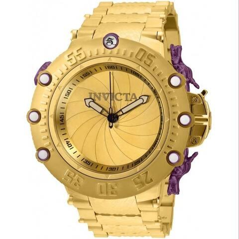 Invicta Men's 32956 'Subaqua' Blue Stainless Steel Watch