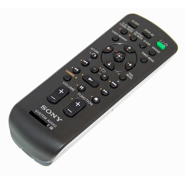 OEM NEW Sony Remote Control Originally Shipped With SS-DJ2I, SSDJ2I
