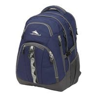 High Sierra  Access II Laptop Backpack True Navy/Mercury - US One Size (Size None)